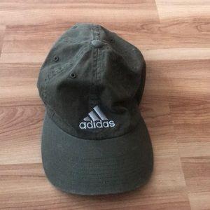 Adidas dad hat green